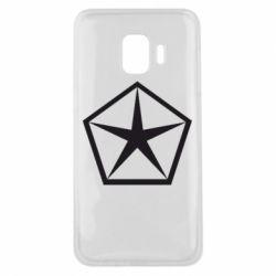 Чехол для Samsung J2 Core Chrysler Star