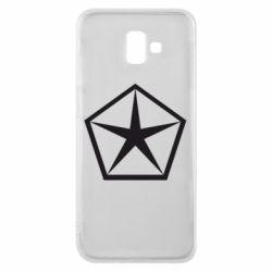 Чехол для Samsung J6 Plus 2018 Chrysler Star