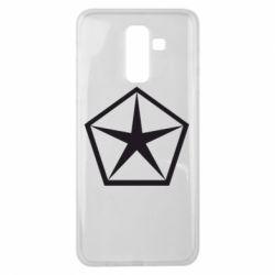 Чехол для Samsung J8 2018 Chrysler Star