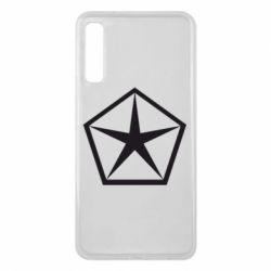 Чехол для Samsung A7 2018 Chrysler Star