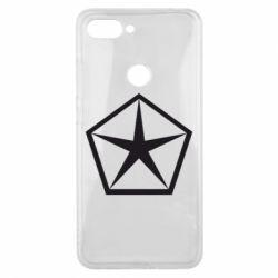 Чехол для Xiaomi Mi8 Lite Chrysler Star