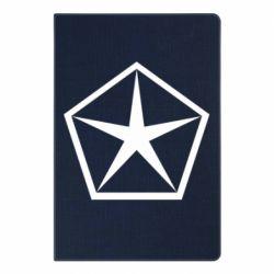 Блокнот А5 Chrysler Star