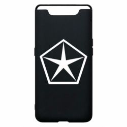 Чехол для Samsung A80 Chrysler Star