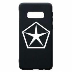Чехол для Samsung S10e Chrysler Star