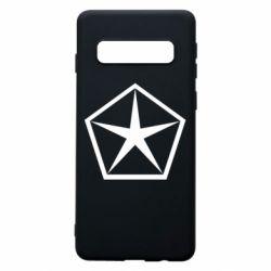 Чехол для Samsung S10 Chrysler Star