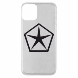 Чехол для iPhone 11 Chrysler Star