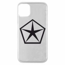 Чехол для iPhone 11 Pro Chrysler Star