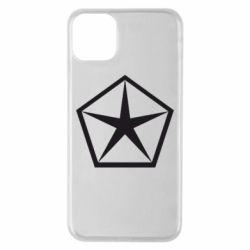 Чехол для iPhone 11 Pro Max Chrysler Star