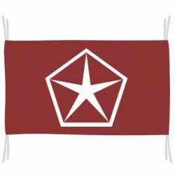 Флаг Chrysler Star