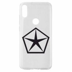 Чехол для Xiaomi Mi Play Chrysler Star