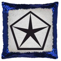 Подушка-хамелеон Chrysler Star