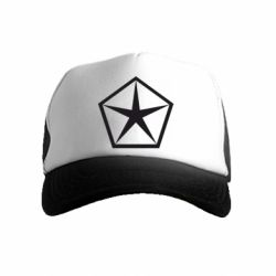 Детская кепка-тракер Chrysler Star
