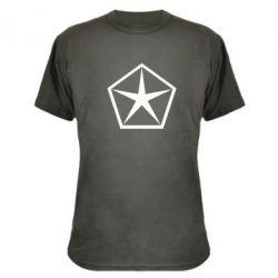 Камуфляжная футболка Chrysler Star - FatLine
