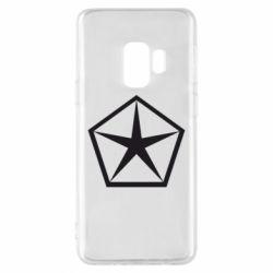 Чехол для Samsung S9 Chrysler Star