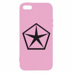 Чохол для iphone 5/5S/SE Chrysler Star