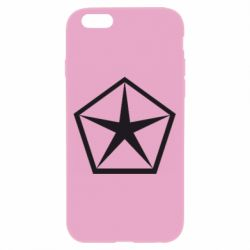 Чехол для iPhone 6/6S Chrysler Star