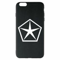 Чехол для iPhone 6 Plus/6S Plus Chrysler Star