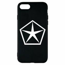 Чехол для iPhone 7 Chrysler Star