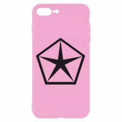 Чехол для iPhone 7 Plus Chrysler Star