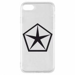 Чехол для iPhone 8 Chrysler Star