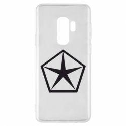 Чехол для Samsung S9+ Chrysler Star