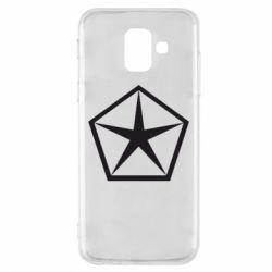 Чехол для Samsung A6 2018 Chrysler Star