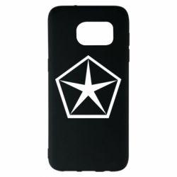 Чехол для Samsung S7 EDGE Chrysler Star