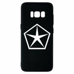 Чехол для Samsung S8 Chrysler Star