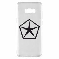 Чехол для Samsung S8+ Chrysler Star