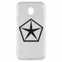 Чехол для Samsung J3 2017 Chrysler Star