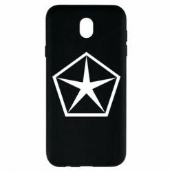Чехол для Samsung J7 2017 Chrysler Star