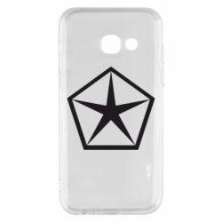 Чехол для Samsung A3 2017 Chrysler Star