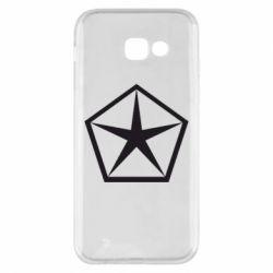 Чехол для Samsung A5 2017 Chrysler Star