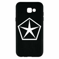 Чехол для Samsung A7 2017 Chrysler Star