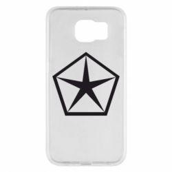 Чехол для Samsung S6 Chrysler Star