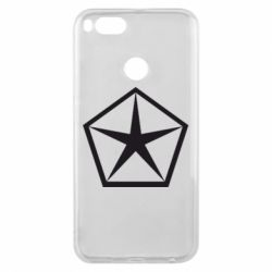 Чехол для Xiaomi Mi A1 Chrysler Star