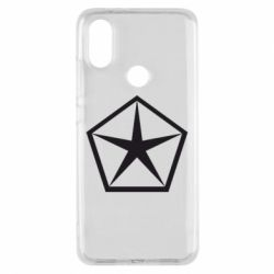 Чехол для Xiaomi Mi A2 Chrysler Star