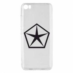Чехол для Xiaomi Mi5/Mi5 Pro Chrysler Star