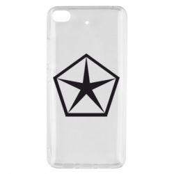 Чехол для Xiaomi Mi 5s Chrysler Star