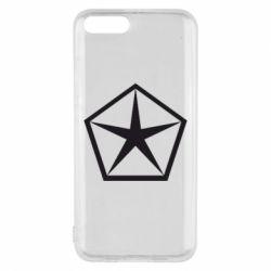 Чехол для Xiaomi Mi6 Chrysler Star
