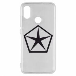 Чехол для Xiaomi Mi8 Chrysler Star