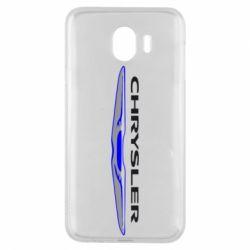 Чехол для Samsung J4 Chrysler
