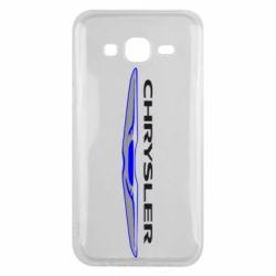 Чехол для Samsung J5 2015 Chrysler