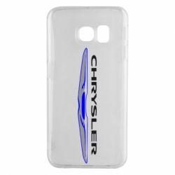 Чехол для Samsung S6 EDGE Chrysler