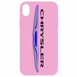 Чехол для iPhone XR Chrysler