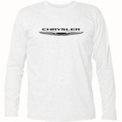 Футболка с длинным рукавом Chrysler