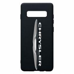 Чехол для Samsung S10+ Chrysler