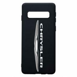 Чехол для Samsung S10 Chrysler