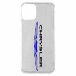 Чехол для iPhone 11 Chrysler
