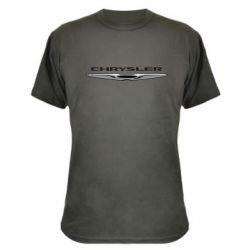 Камуфляжна футболка Chrysler